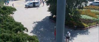 панорамная круговая веб-камера Керчи