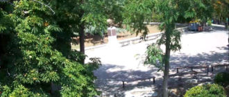 веб-камера лагеря Озерный в Артеке