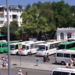 веб-камера на площади Захарова в Севастополе