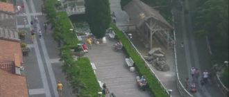 панорамная веб-камера отеля Ялта-Интурист