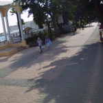 веб-камера на набережной Горького в Евпатории