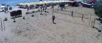 веб-камера на пляже 117
