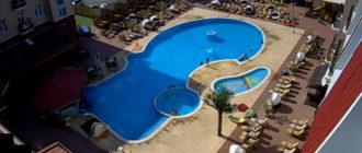 веб-камера отеля Украина Палас