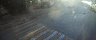 фото с камеры на улице Менделеева
